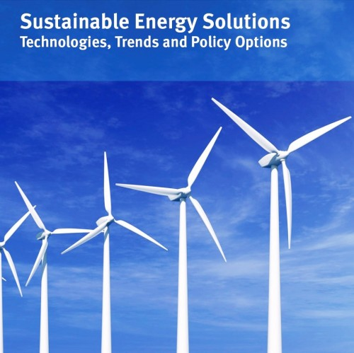 "Training Program ""Sustainable Energy Solutions - Technologies, Trends and Policy Options"""