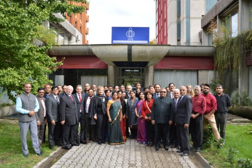 ICPE International Training Programme on Budgeting, Accounting and Financial Management concluded