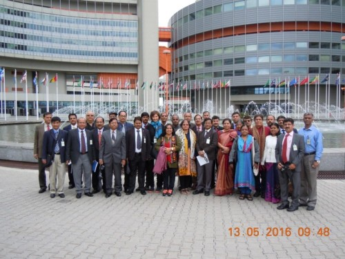 ICPE ISTM Overseas Training Programme, 4-15 May 2016 concluded