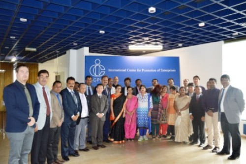 ICPE - NISG e-Governance International Best Practice Study Tour