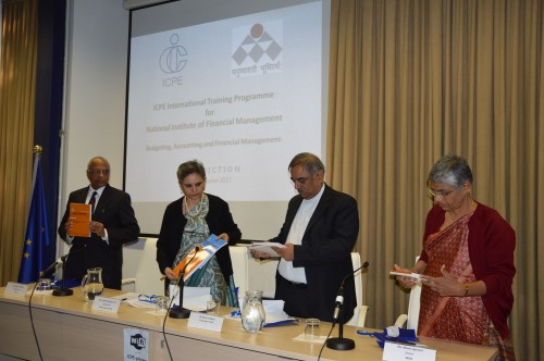 Secretary to Government of India releases special issue of Public Enterprise