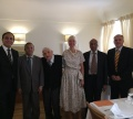 100th Birthday celebration of Honorary President in Vienna